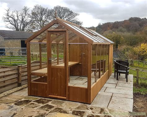 Wood-Greenhouse-Plans-For-Sale