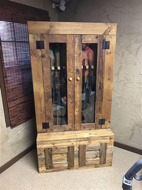 Wood-Gun-Cabinet-Diy