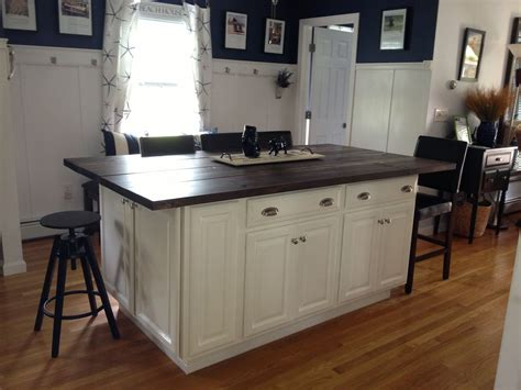 Wood-Island-Countertop-Diy