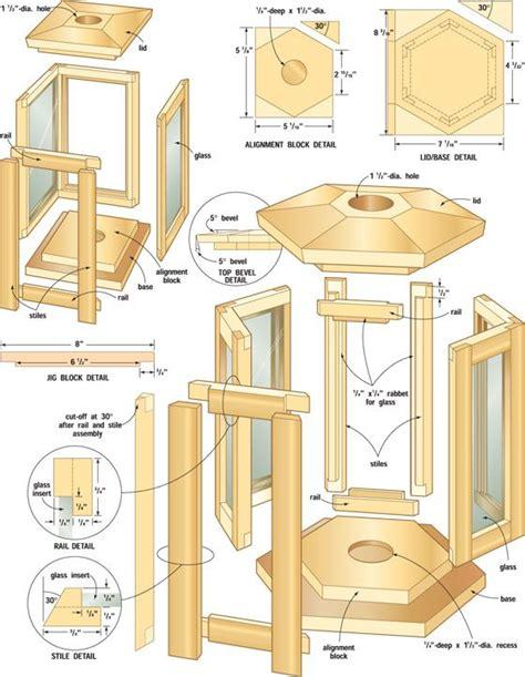 Wood-Lantern-Lamp-Plans