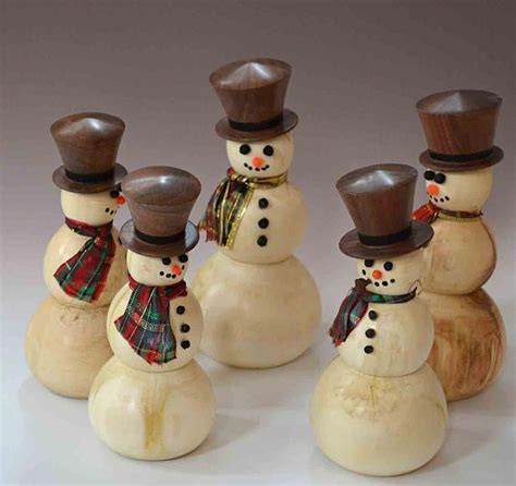 Wood-Lathe-Projects-Christmas