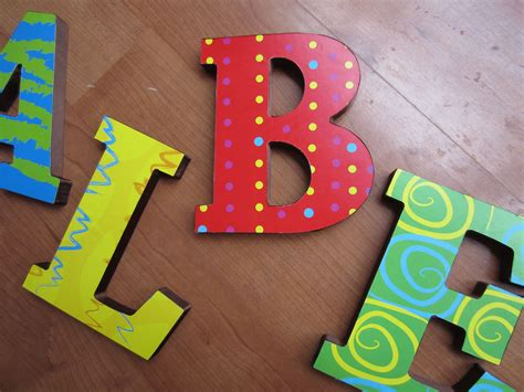Wood-Letters-For-Craft-Projects