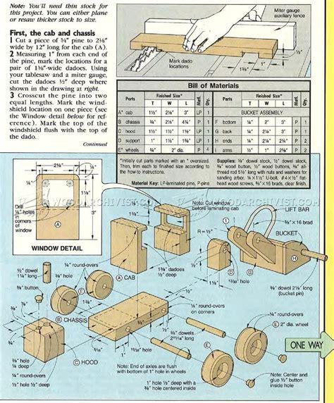 Wood-Loader-Plans