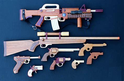 Wood-Machine-Gun-Plans