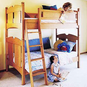 Wood-Magazine-Loft-Bed-Plans