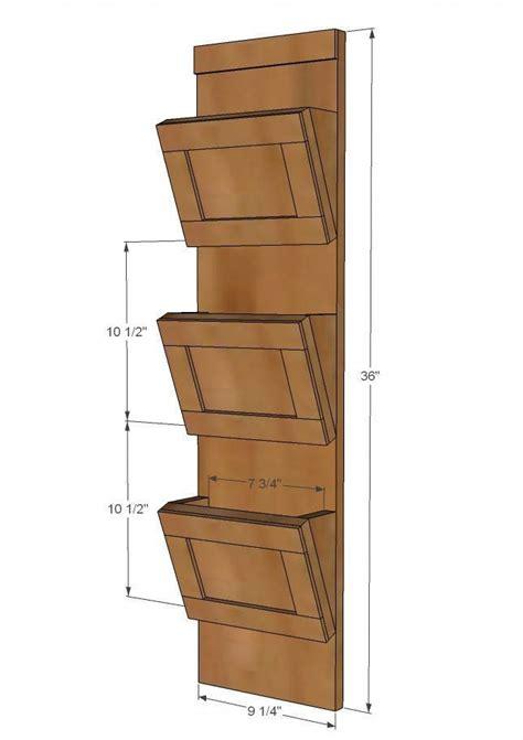 Wood-Mail-Holder-Plans