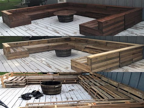 Wood-Pallet-Deck-Furniture-Diy