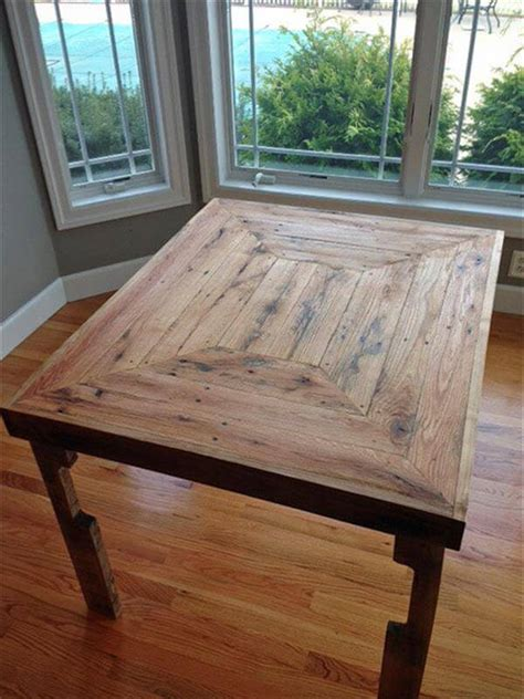 Wood-Pallet-Dining-Table-Plans