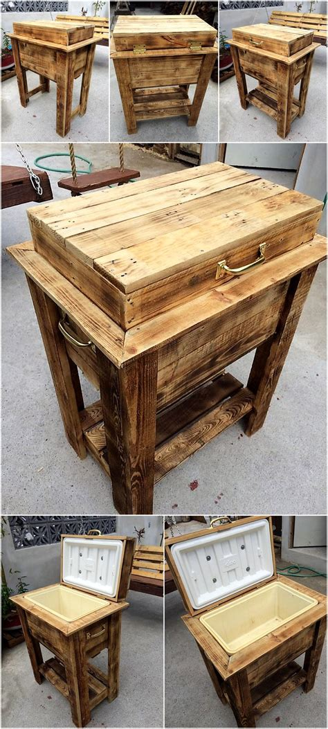 Wood-Pallets-Projects-For-Rustic-Furniture
