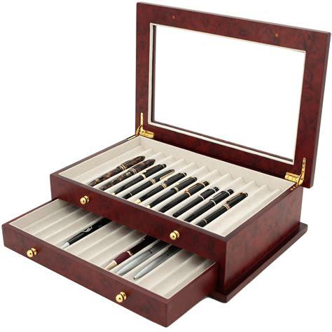 Wood-Pen-Display-Case-Plans
