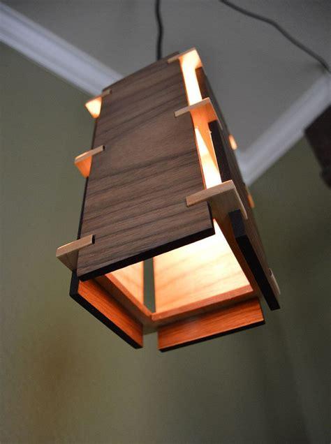 Wood-Pendant-Lamp-Diy