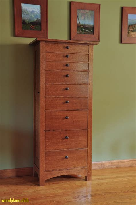 Wood-Plans-For-Jewelry-Armoire