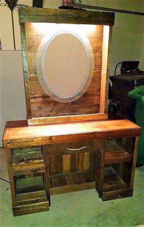 Wood-Plans-For-Makeup-Vanity