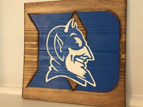 Wood-Projects-Duke-Blue-Devils
