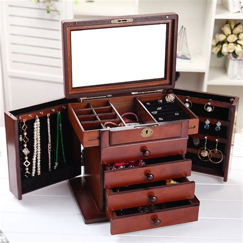 Wood-Projects-For-A-Makeup-Box