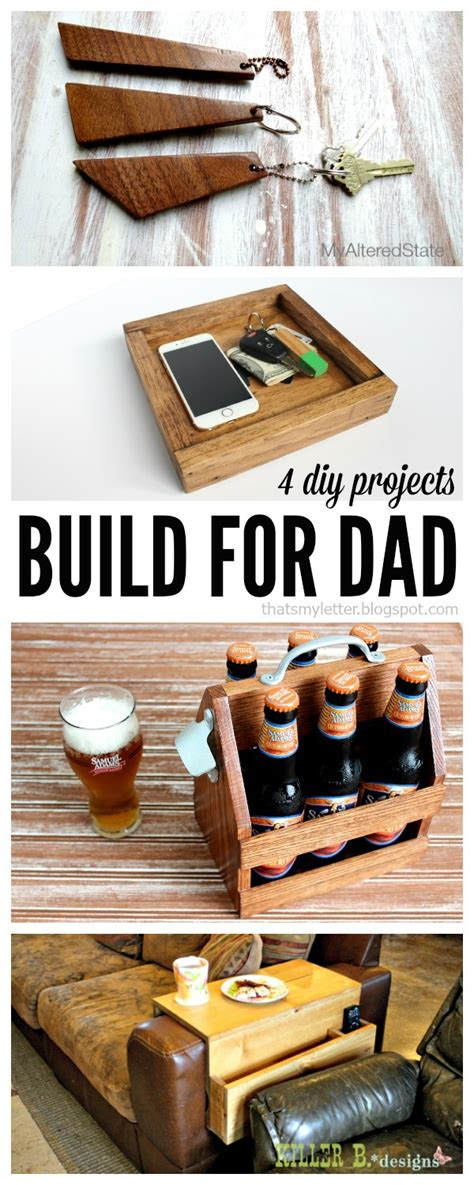 Wood-Projects-For-Dad