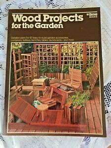 Wood-Projects-For-The-Garden-Ortho-Book-Series