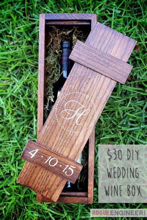 Wood-Projects-For-Wedding-Gift