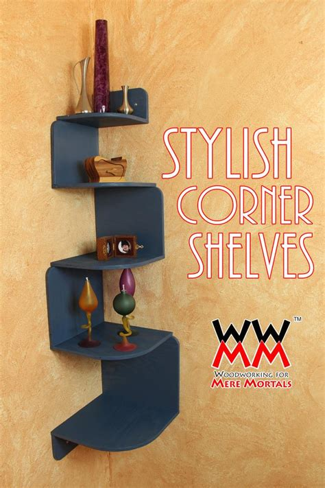 Wood-Projects-Plans-Corner-Shelves