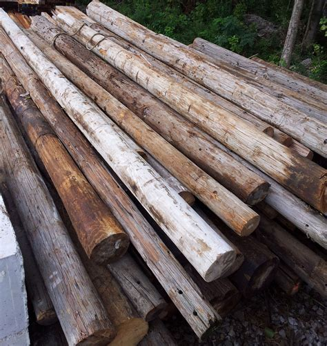 Wood-Projects-With-Utility-Poles