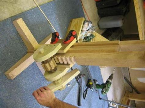 Wood-Rack-And-Pinion-Diy