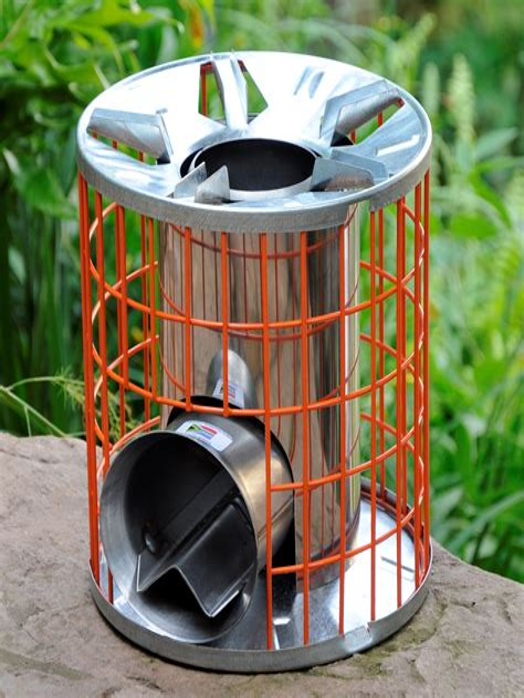 Wood-Rocket-Stove-Plans