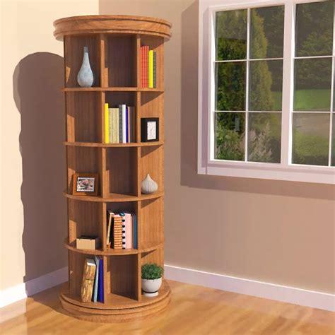 Wood-Rotating-Shelf-Plans