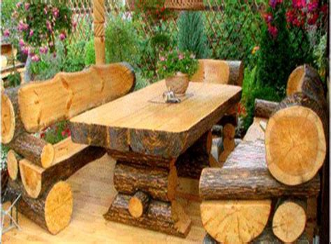 Wood-Rustic-Furniture-Plans