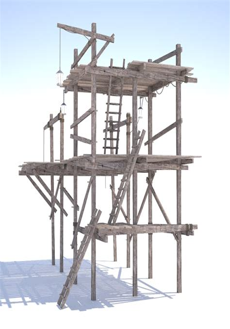 Wood-Scaffold-Plans