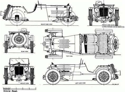 Wood-Scale-Model-Car-Plans