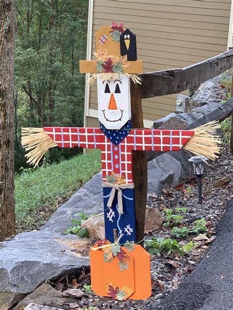 Wood-Scarecrow-Diy
