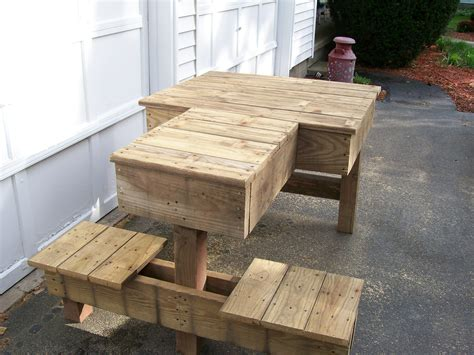 Wood-Shooting-Bench-Plans