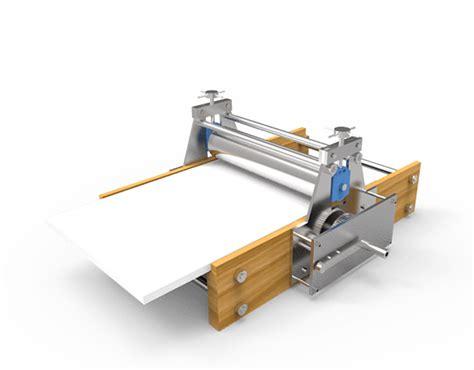 Wood-Side-Rail-Etching-Press-Plans