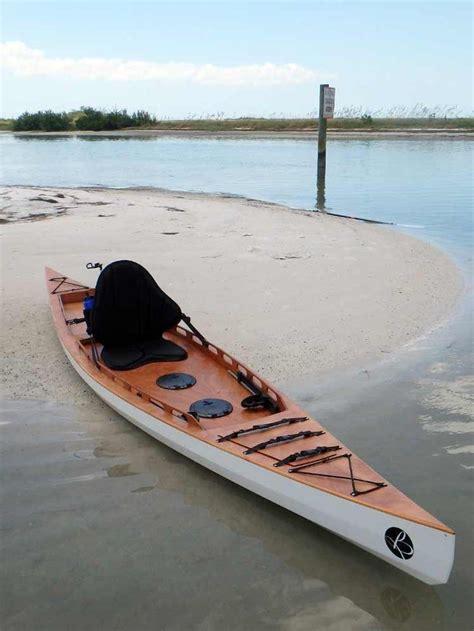 Wood-Sit-On-Top-Kayak-Plans