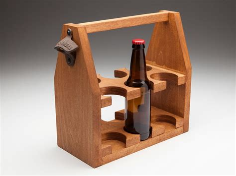 Wood-Six-Pack-Carrier-Plans