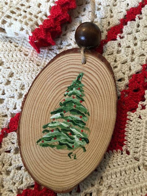 Wood-Slice-Christmas-Diy