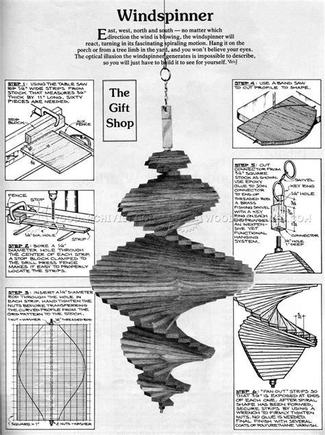 Wood-Spinner-Plans