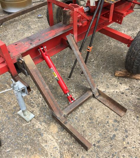 Wood-Splitter-Log-Lift-Plans
