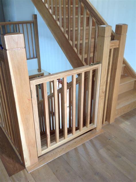 Wood-Stair-Gate-Plans