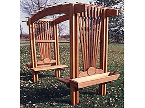 Wood-Sunburst-Plans