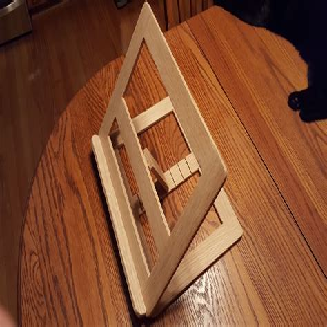 Wood-Tablet-Stand-Diy