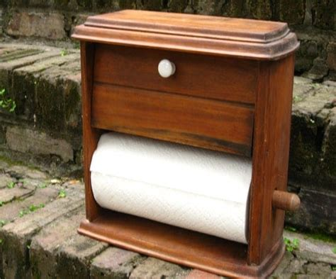Wood-Towel-Holder-Plans