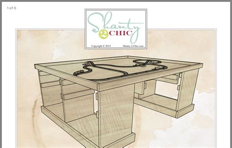 Wood-Train-Table-Plans-Free