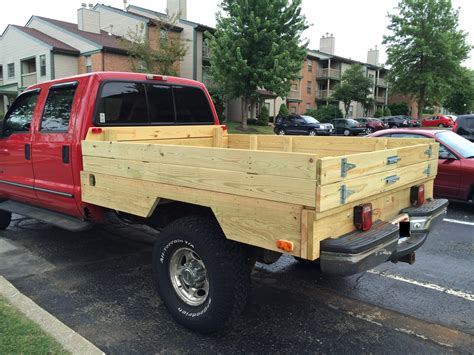 Wood-Truck-Bed-Plans