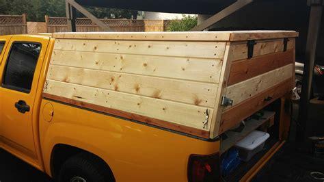 Wood-Truck-Topper-Plans