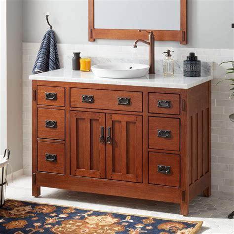 Wood-Vanity-Cabinet