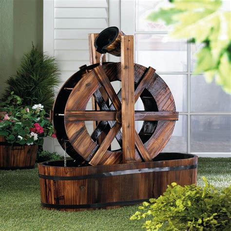 Wood-Water-Fountain-Plans