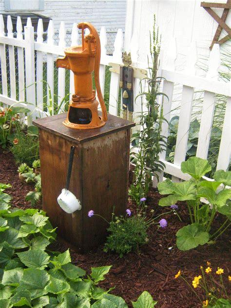 Wood-Water-Pump-Plans