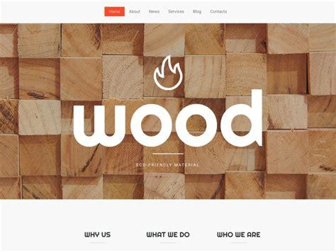 Wood-Website