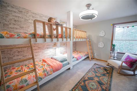 Wood-Working-Plans-Quad-Bunk-Bed